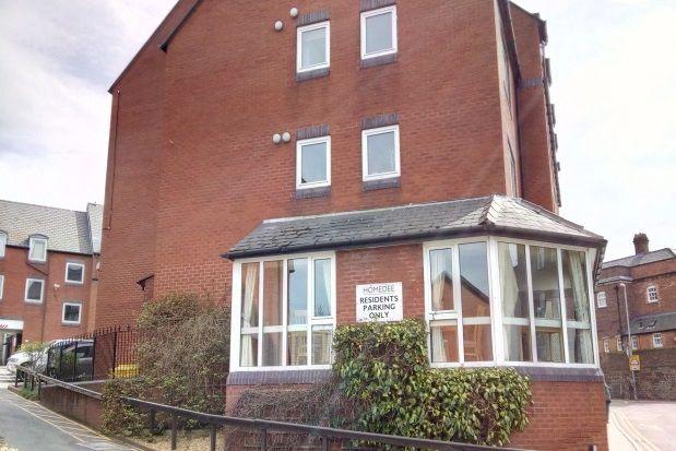 Thumbnail Flat to rent in Homedee House, Garden Lane, Chester