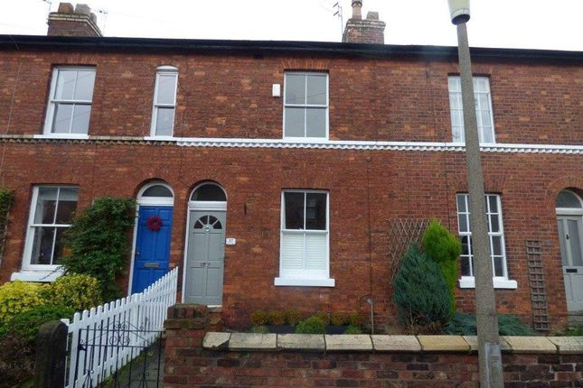 Thumbnail Terraced house to rent in Priory Street, Bowdon