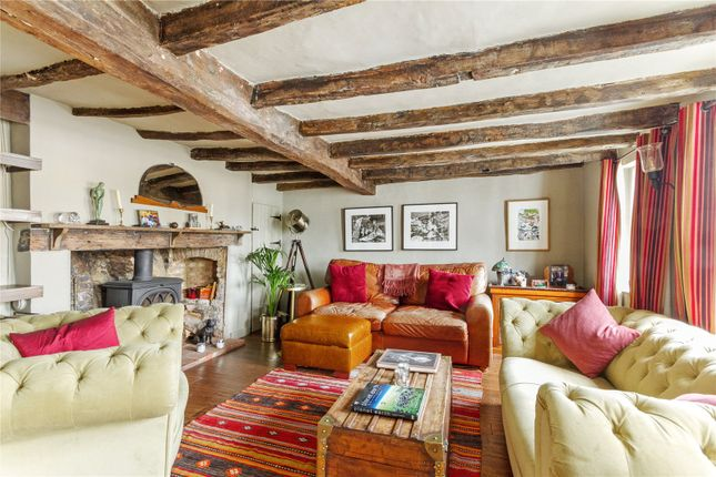 Sitting Room of Gravel Hill, Henley-On-Thames, Oxfordshire RG9