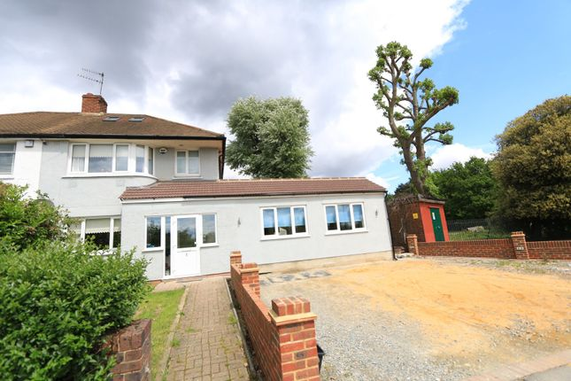 Thumbnail Semi-detached house to rent in Wellan Close, Sidcup