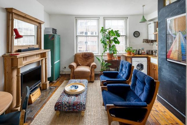 Thumbnail Flat to rent in Burnham Street, London