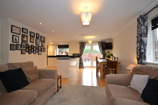 Thumbnail Detached house for sale in Mill Road, Barnham Broom, Norwich