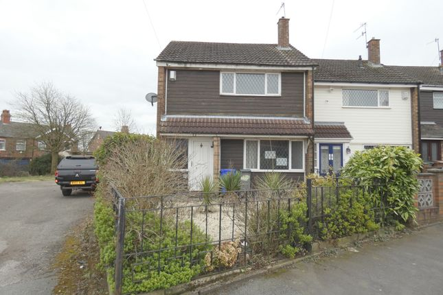 2 bed semi-detached house to rent in Farland Grove, Chell, Stoke-On-Trent ST6