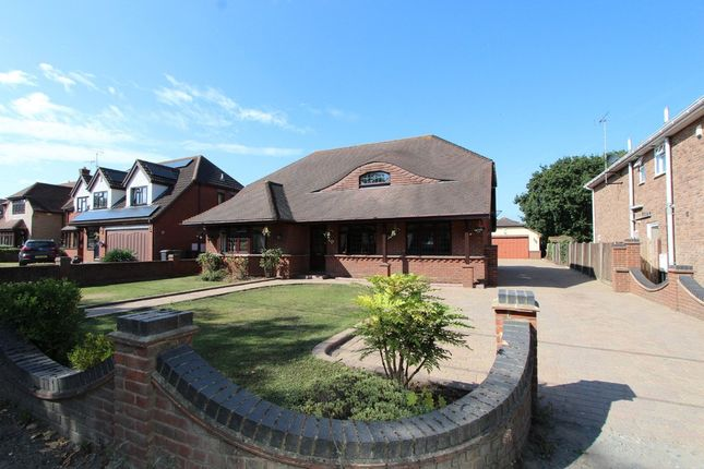 Thumbnail Detached house for sale in Canewdon View Road, Ashingdon, Rochford
