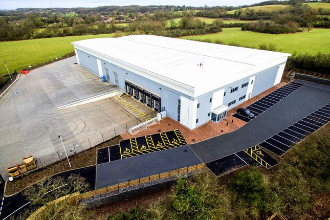 Thumbnail Warehouse to let in Acanthus Road, Redditch