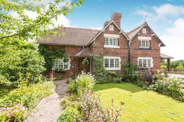 Thumbnail Semi-detached house for sale in Tetton Lane, Moston, Cheshire