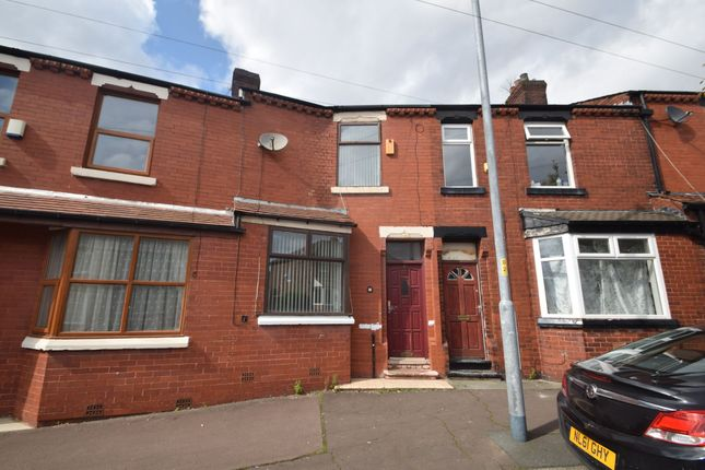 Thumbnail Terraced house to rent in Stonehead Street, Manchester