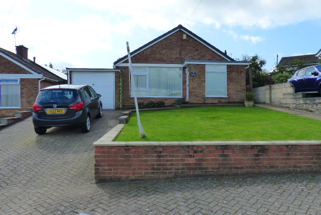 Thumbnail Detached bungalow for sale in Firs Avenue Hulland Ward, Ashbourne Derbyshire