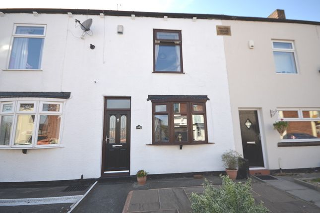 Thumbnail Terraced house for sale in Leigh Road, Westhoughton