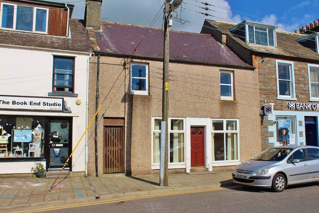 4 bed terraced house for sale in 22 North Main Street, Wigtown