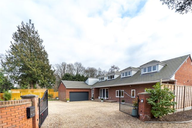 Thumbnail Detached house for sale in Nine Mile Ride, Finchampstead, Wokingham, Berkshire