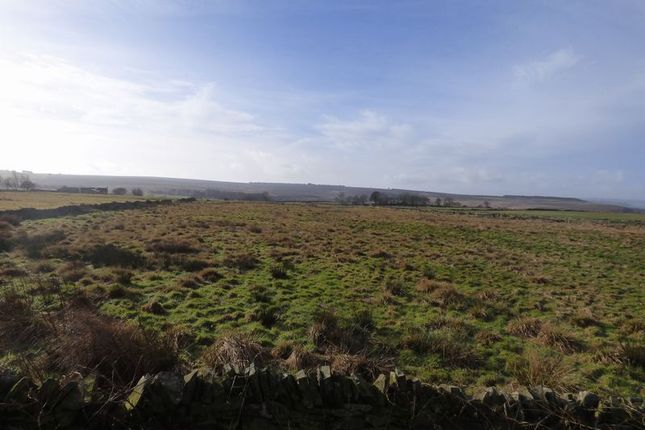 Thumbnail Land for sale in Stonelow, Eastmoor, Chesterfield
