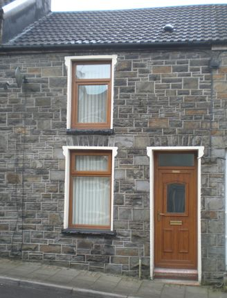 Thumbnail Terraced house to rent in High Street, Mountain Ash
