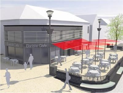 Thumbnail Retail premises to let in Proposed Cafe, Poundfield Shopping Precinct, Llandow