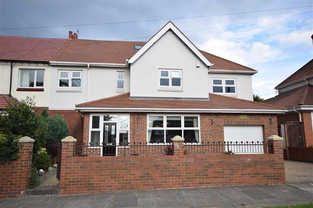Thumbnail Semi-detached house for sale in King George Road, South Shields