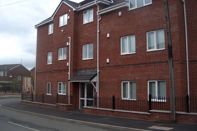 Thumbnail Flat to rent in Stansfield Street, Manchester