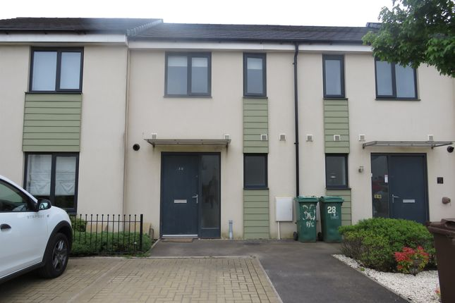 Thumbnail Terraced house for sale in Pennycross Close, Plymouth