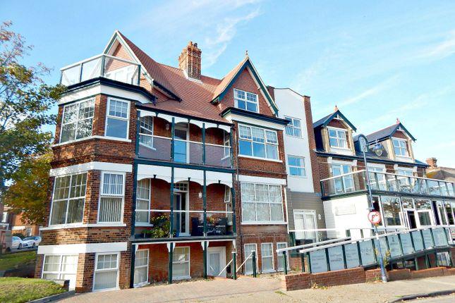 Thumbnail Flat to rent in Wolsey Gardens, Felixstowe