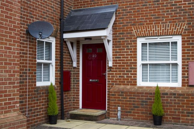 Thumbnail Flat for sale in Rouse Way, Colchester, Essex