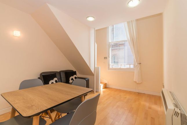 Living Area of Cathedral Apartments, Barwick Street B3