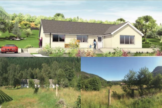 Thumbnail Detached bungalow for sale in Glendale Park, Invermoriston, Inverness