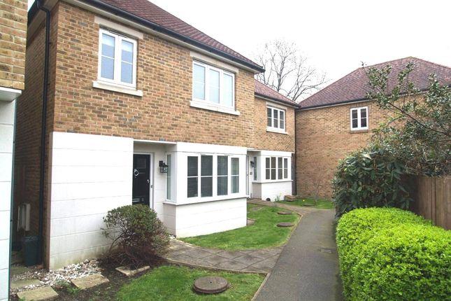 Thumbnail Detached house for sale in Cameron Close, Bowes Park