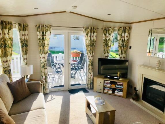 Living Room of Praa Sands, Penzance, Cornwall TR20
