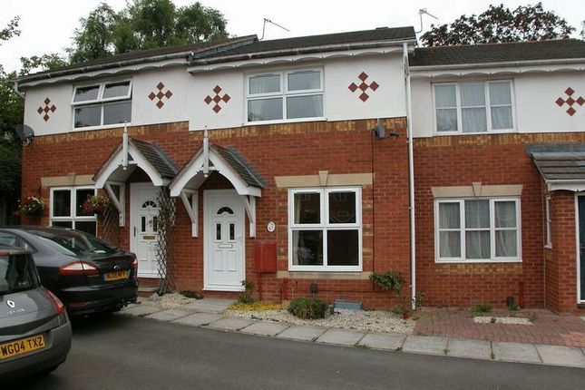Thumbnail Terraced house to rent in Guinevere Way, Exeter