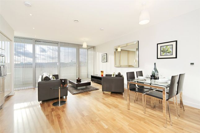 Thumbnail Flat to rent in Edmunds House, Colonial Drive, London