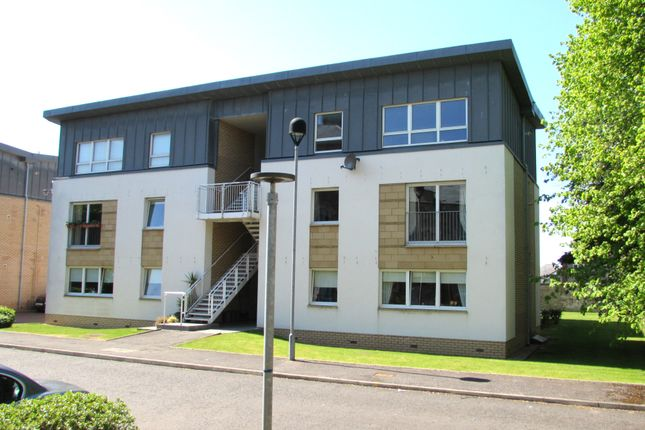 Thumbnail Flat for sale in Gartferry Court, Ayr