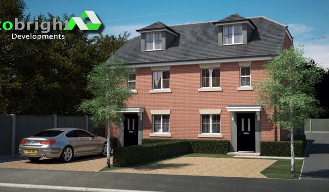 Thumbnail Semi-detached house for sale in Cornaway Lane, Fareham
