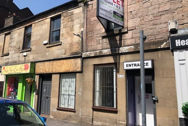 Thumbnail Office to let in Tollcross Road, Glasgow