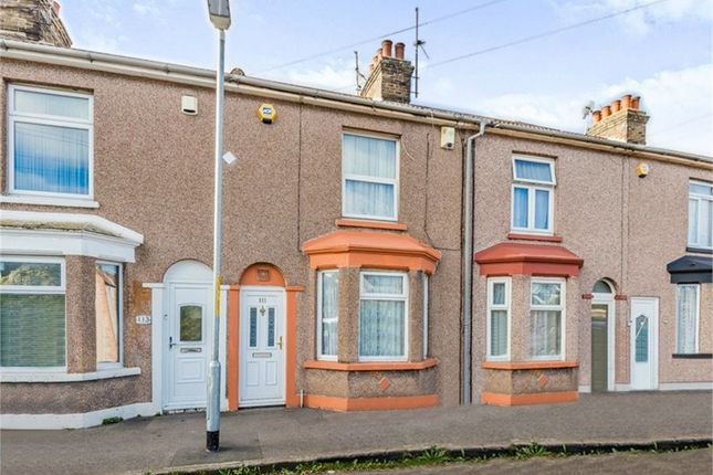 Thumbnail Terraced house for sale in Granville Road, Sheerness, Kent
