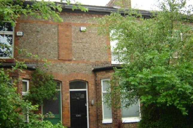 Thumbnail Terraced house to rent in Chequers Road, Chorlton Green, Manchester