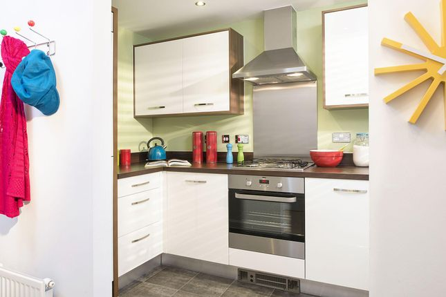 """Thumbnail Semi-detached house for sale in """"Tiverton"""" at Darlaston Road, Wednesbury"""