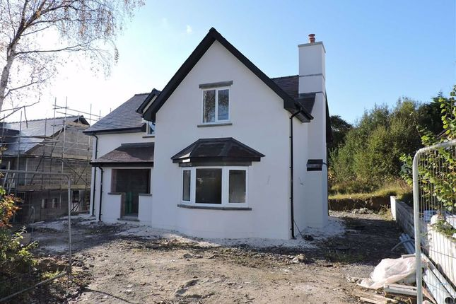 Thumbnail Detached house for sale in Penybanc Road, Ammanford