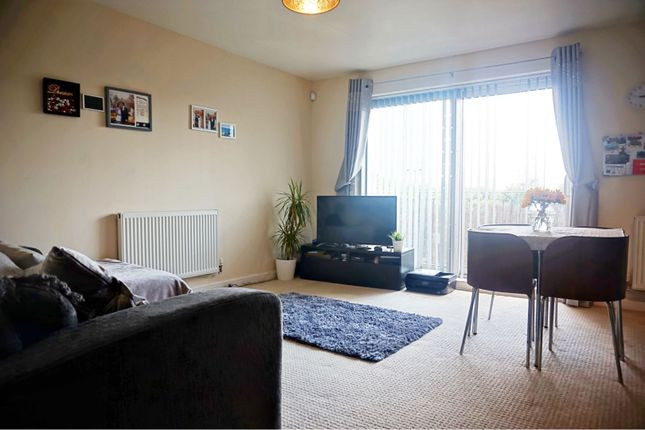 Living Area of 4 The Waterfront, Manchester M11