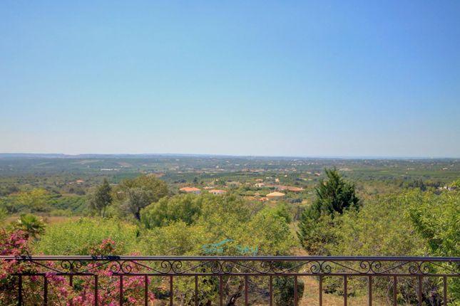 Views To Coast of Silves, Algarve, Portugal
