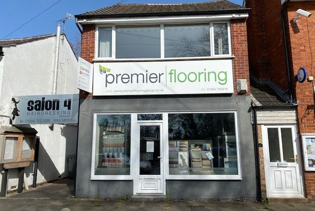 Thumbnail Retail premises for sale in Umberslade Road, Earlswood, Solihull