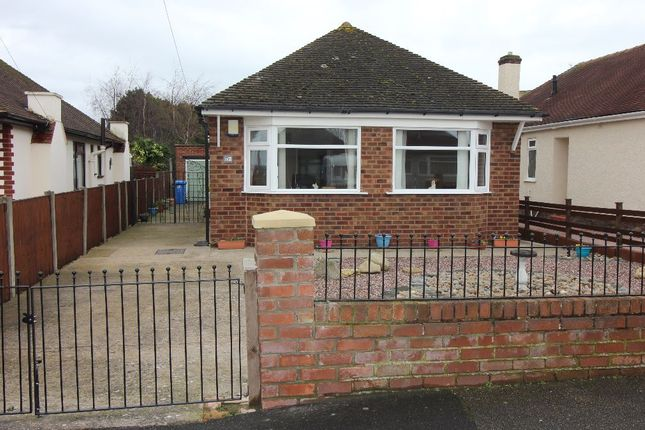 Thumbnail Bungalow for sale in South Drive, Rhyl