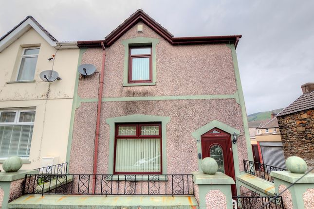 Thumbnail Semi-detached house for sale in Darran Road, Mountain Ash