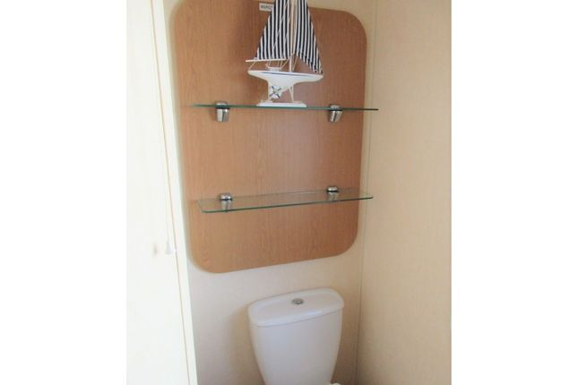 Ensuite Bathroom of Eastchurch Holiday Camp, Fourth Avenue, Sheerness ME12