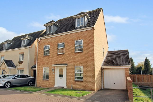 Thumbnail Detached house for sale in Covent Garden, Willingham, Cambridge