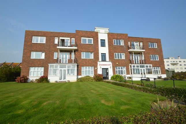 Thumbnail Flat for sale in Strathmore Court, De La Warr Parade, Bexhill-On-Sea