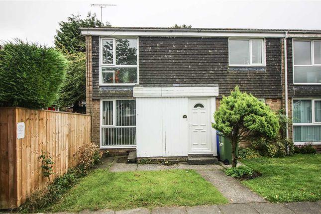 Thumbnail Flat to rent in Wildshaw Close, Southfield Lea, Cramlington
