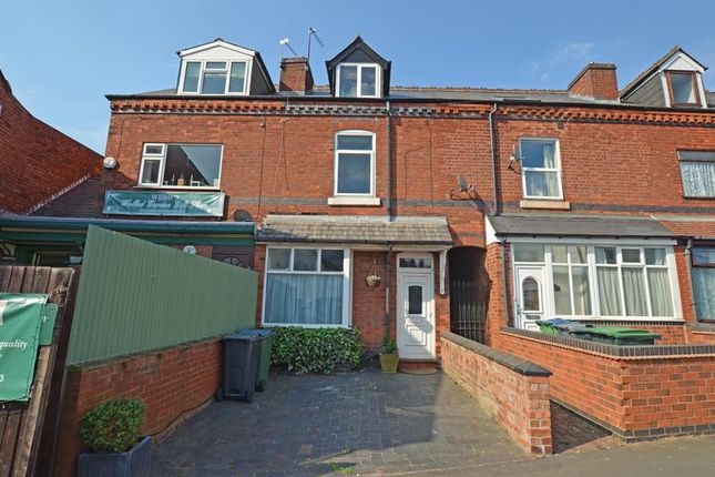 Thumbnail Terraced house for sale in Three Shires Oak Road, Bearwood, Smethwick