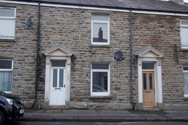 Thumbnail Terraced house to rent in Aberdyberthi Street, Swansea, Abertawe