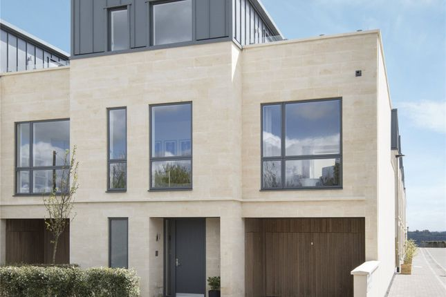 Thumbnail Terraced house for sale in Lansdown Square West, Granville Road, Bath