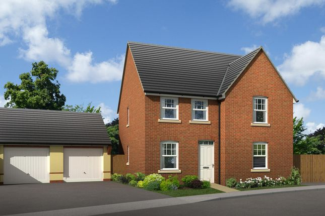 "Thumbnail Detached house for sale in ""Holden"" at Wonastow Road, Monmouth"