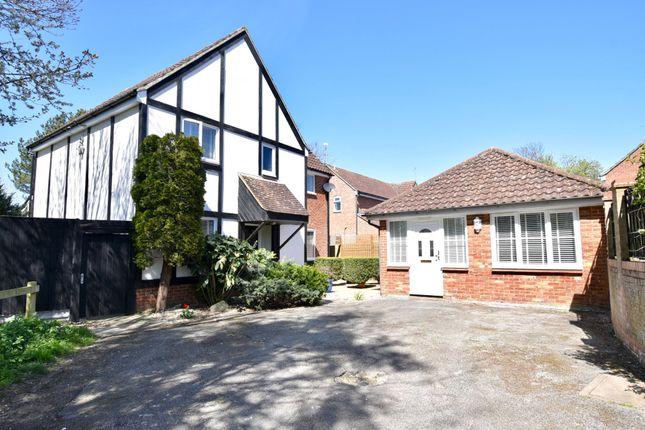 Thumbnail Detached house for sale in Chalkdown, Stevenage